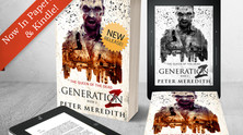 NOW IN PAPERBACK: GENERATION Z, Book 2-Queen of The Dead!!