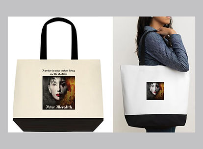 Peter Meredith Swag Shop: Tote Bags