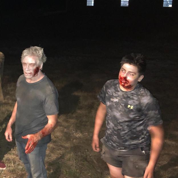 Zombies! 😱😉👍🏼