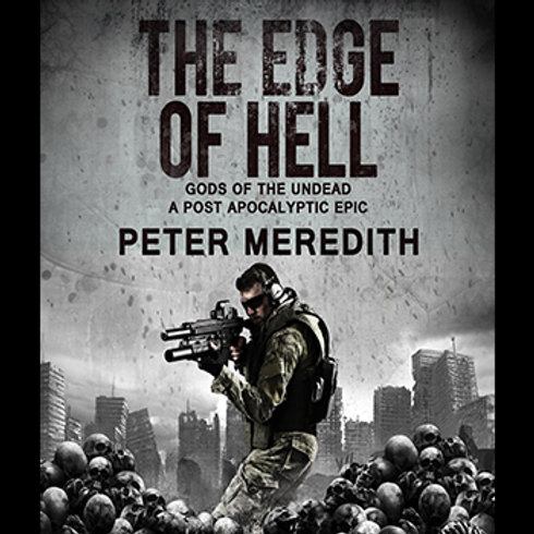 Autographed-The Edge of Hell, Gods of The Undead Book 1