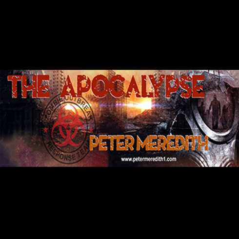 "The Apocalypse Book 5 Bumper Sticker: 10"" x 3"""