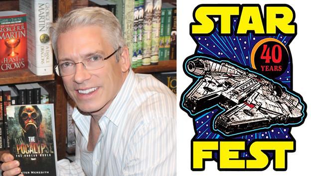 Starfest Comic Con Tomorrow!