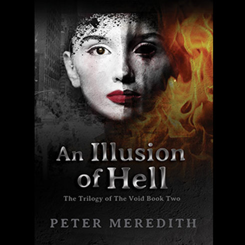Autographed-An Illusion of Hell, The Trilogy of The Void Novel, Book 2