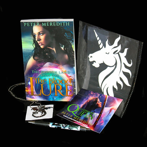 The Hidden Land Fantasy Swag Gift Set 2