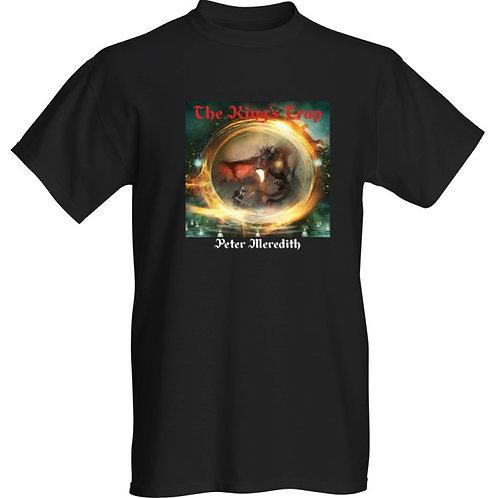 The King's Trap :The Hidden Land Men's T-Shirt: Black