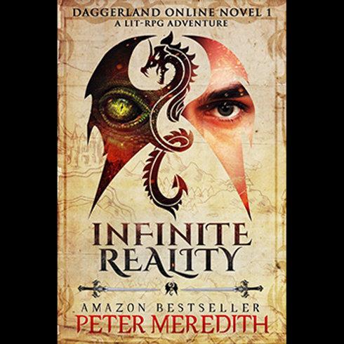 Infinite Reality: Daggerland Online, Novel 1-A LitRPG Adventure