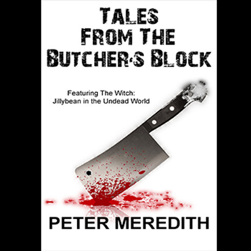 Autographed-Tales From The Butcher's Block Novel