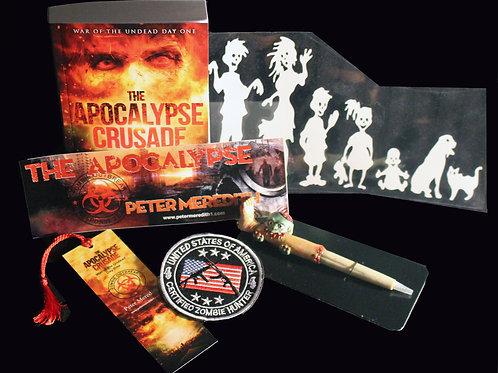 Zombie Apocalypse Swag Gift Set 2