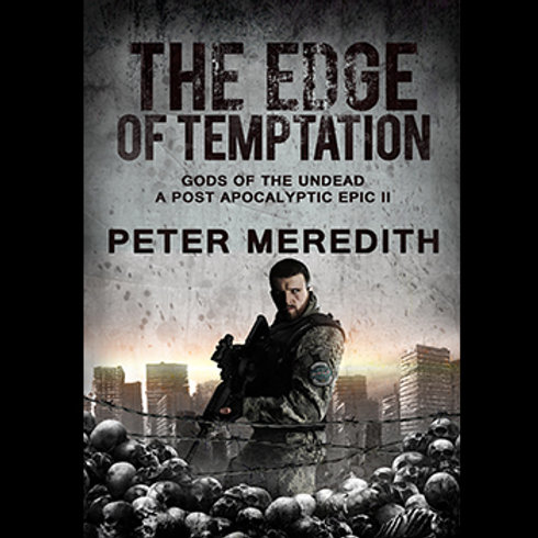 The Edge of Temptation, Gods of The Undead Book 2