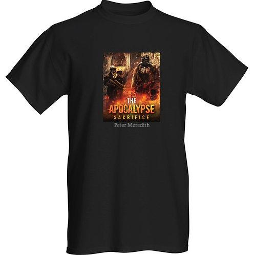 The Apocalypse Sacrifice Men's T-Shirt: Black