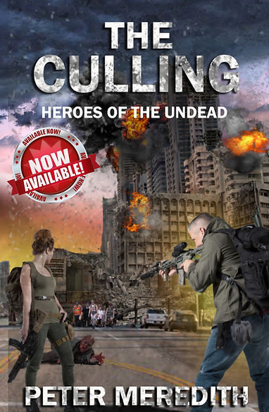 The Culling-Heroes of The Undead_Front M