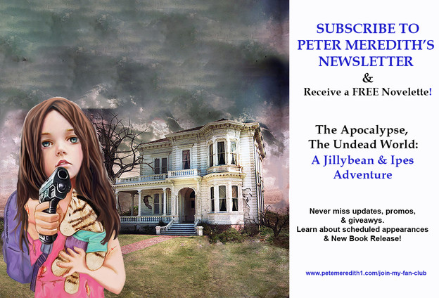 SUBSCRIBE TO MY NEWSLETTER & Receive a FREE Novelette!