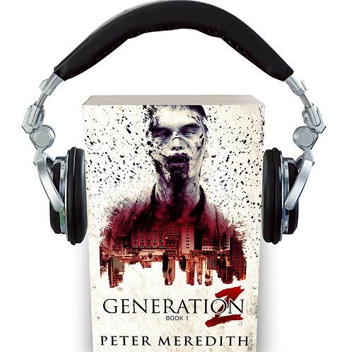 AudioBook-Generation Z, Book 1