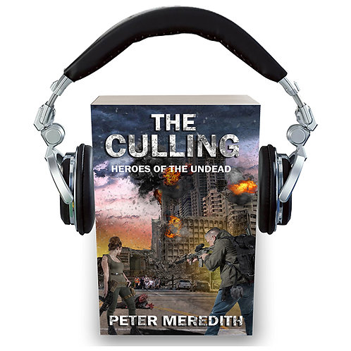 AudioBook-The Culling: Heroes of The Undead, Novel 1