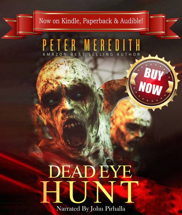 PRE-ORDER NOW: DEAD EYE HUNT, Book 2