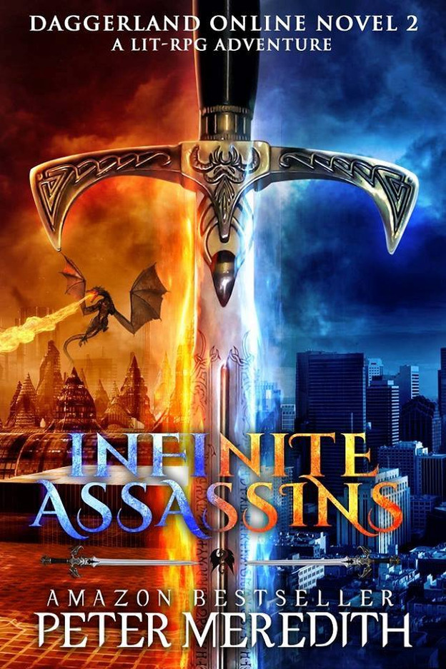 NEW RELEASE: Infinite Assassins just went live!