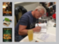 Peter Meredith Swag Shop: Autographed Novels