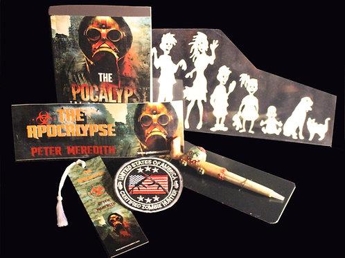 Zombie Apocalypse Swag Gift Set 1