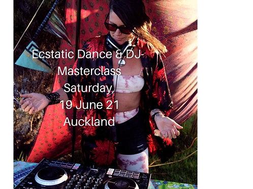 Ecstatic Dance & DJ