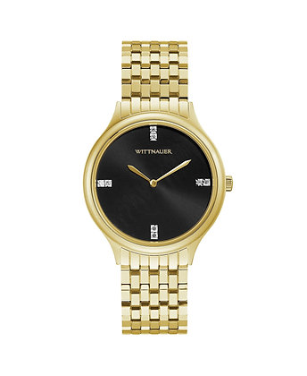 Wittnauer Women's Black Tie Watch WN4098