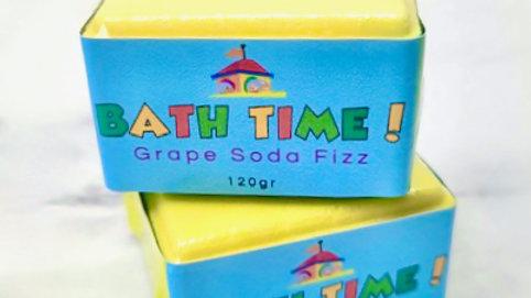 Bath Time! Bath Fizz
