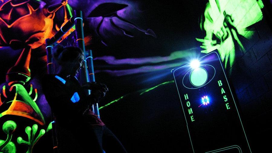 Laser Tag Flex Pass