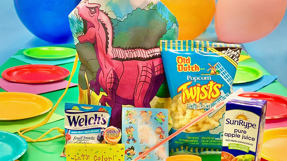 Party Play Pack - Medium Size