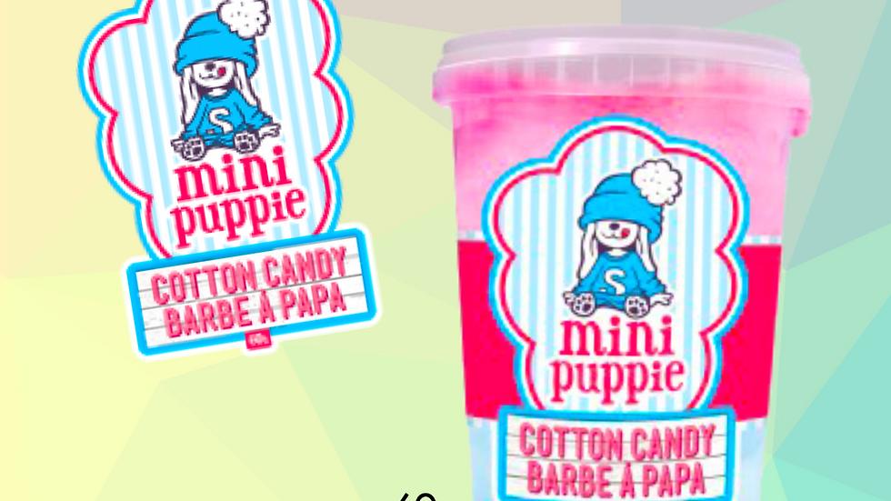 Mini Puppie Cotton Candy