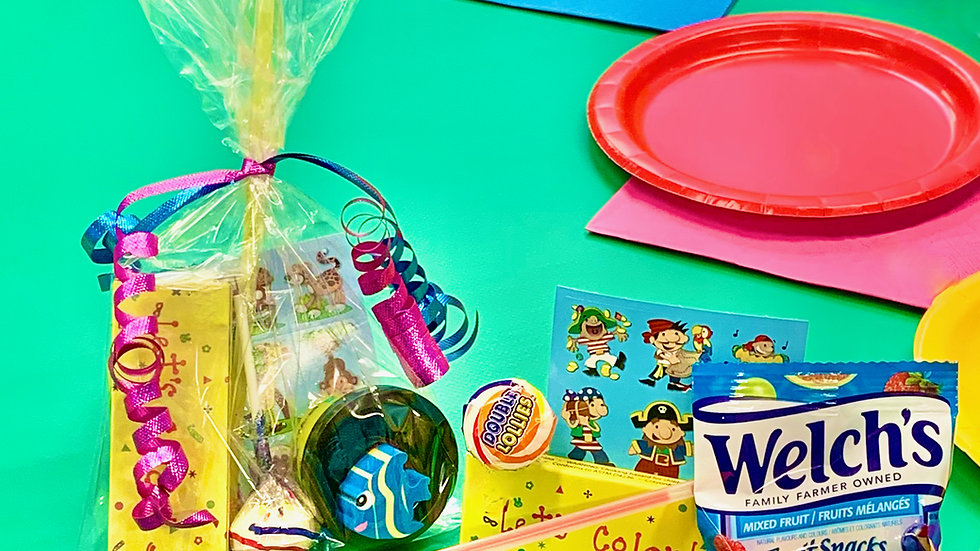 Party Play Pack - Mini Size