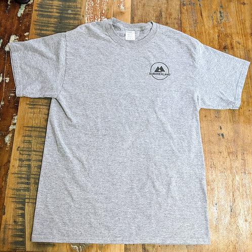 SUBOVERLAND Logo T-Shirt