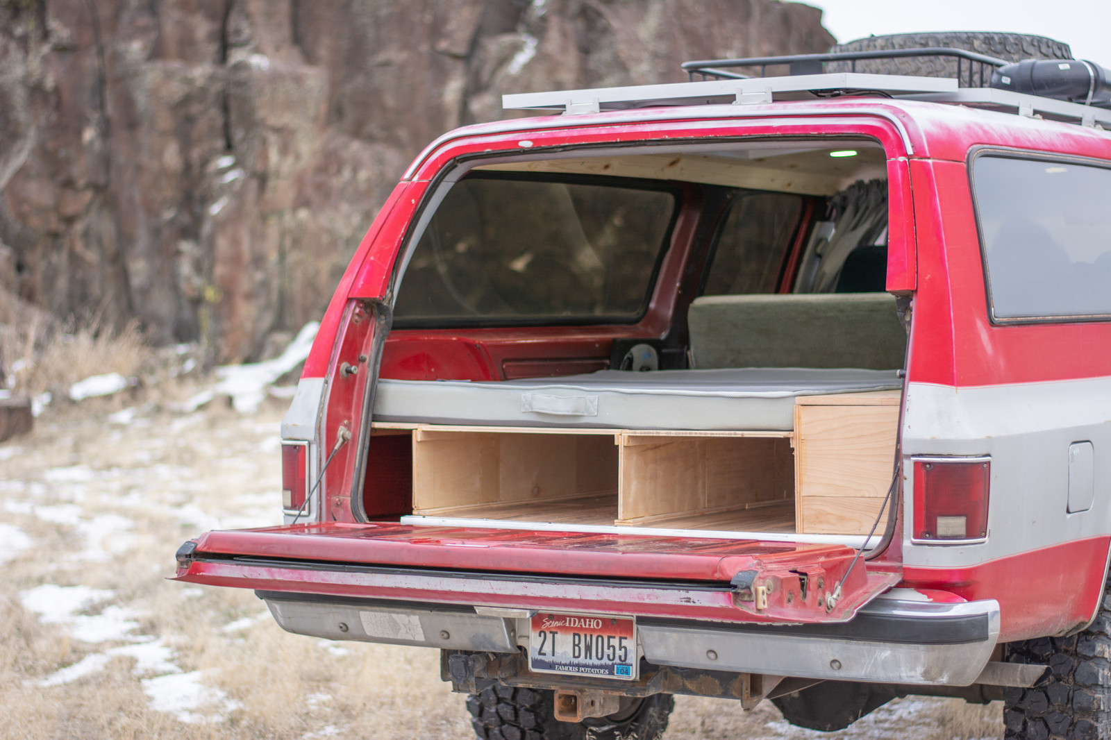 Suboverland 4x4 Camper Conversion United States