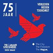 75 jaar Vrijheid Den Haag Haagsche Verhalen