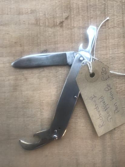 Richards of Sheffield pen knife