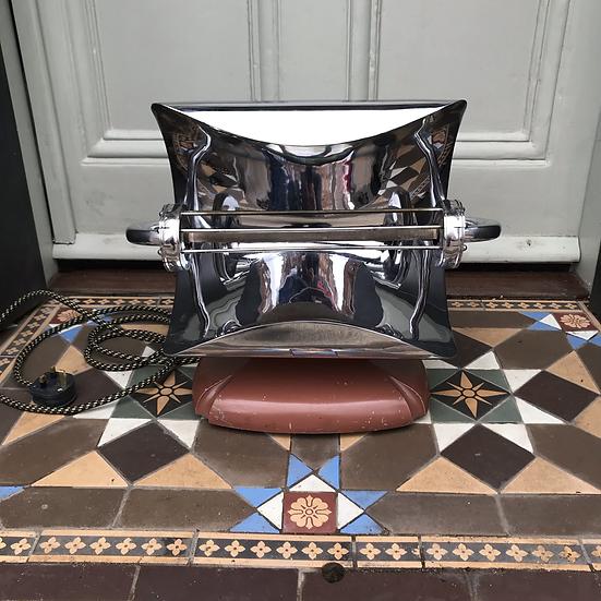 Art Deco 1930s Chrome Heater