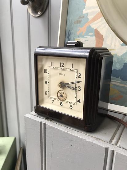 1930s Bakelite Ferranti Alarm clock