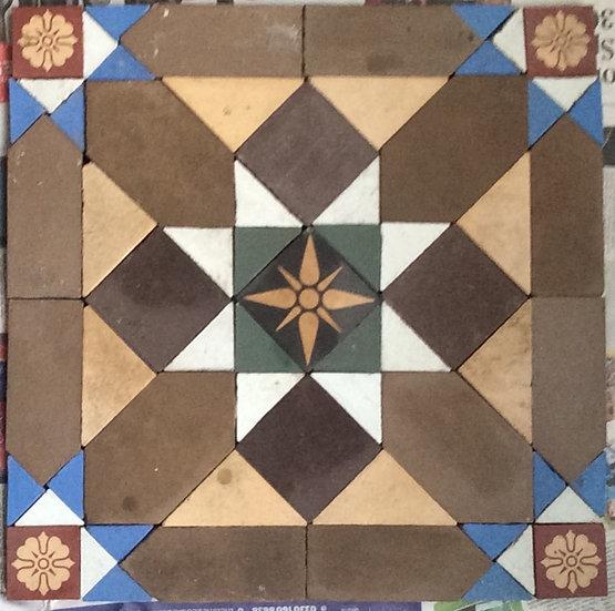 Victorian Encaustic tiles