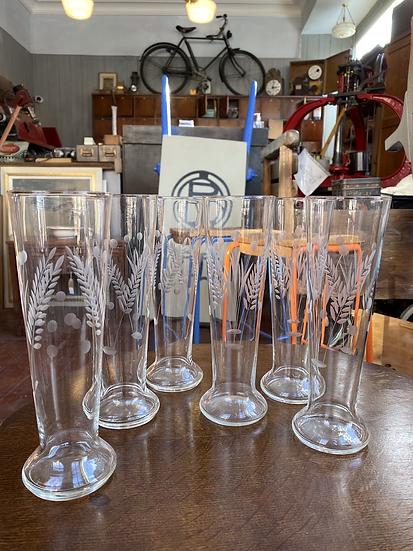 Art Deco glasses
