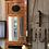 Thumbnail: Antique Biedermeier Mirror