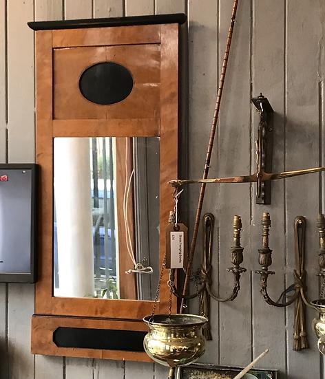 Antique Biedermeier Mirror