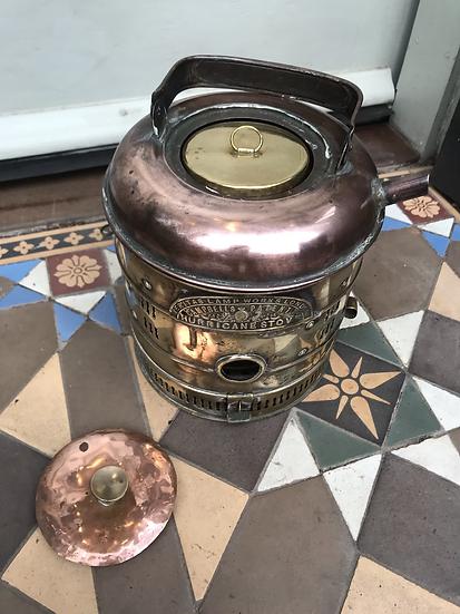 Hurricane stove - Veritas Lamp Works London