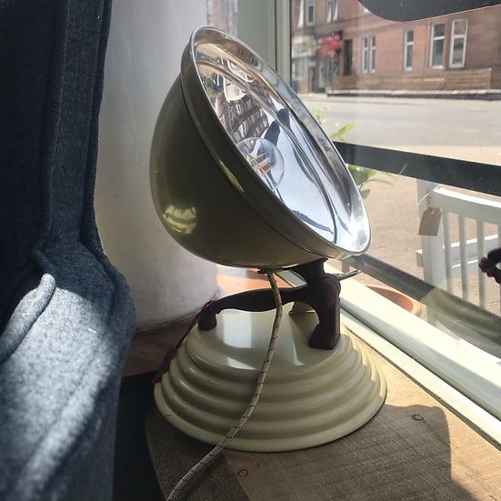 Converted Heat Lamp