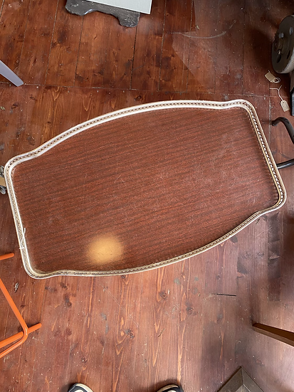 Formica serving tray - cocktail tray