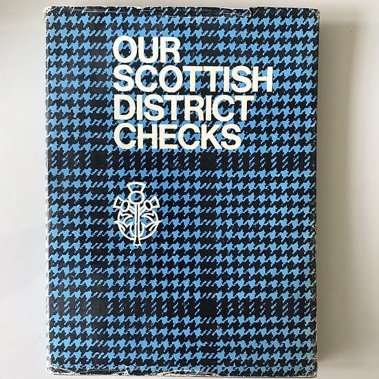 Our Scottish District Checks - Harrison E.S 1968