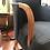 Thumbnail: 1930s Walnut Framed Tub Easy Chair