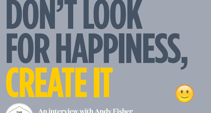 creating a high performance work culture...the happy way!