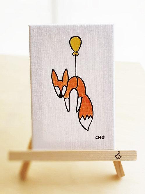 Mini Crazy like a fox