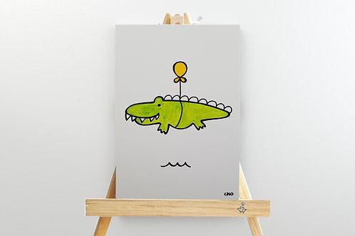 mini aL i. Gator