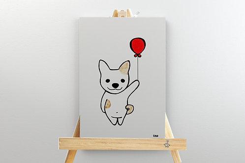 mini puppy Love