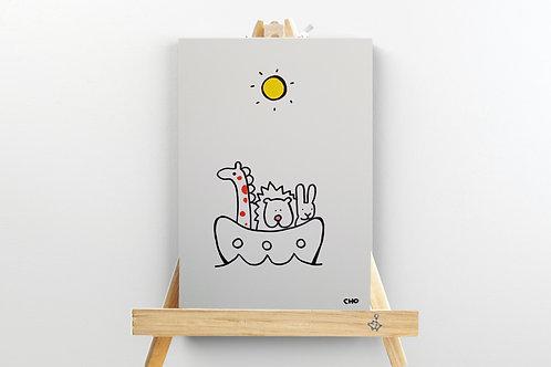 mini CHO's ark
