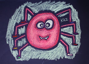 spider by kendall